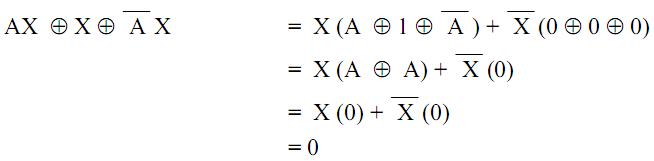 Exercices Algebre De Boole Et Circuits Logiques Corrige