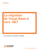 Tutoriel migration de Visual Basic 6 vers .NET