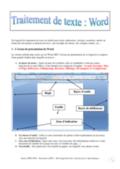 271 Cours MS Word en PDF à télécharger - page 3