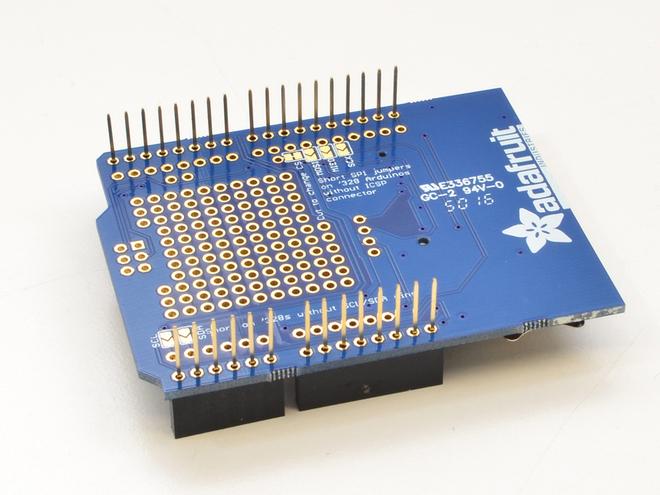 Adafruit Carte assembl/é donn/ées de journalisation Shield pour Arduino