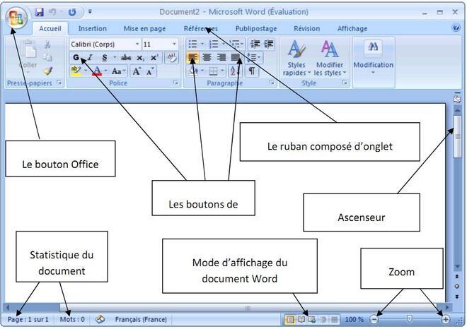 Pdf Cours Pratique Pour Apprendre Microsoft Word Formation Informatique