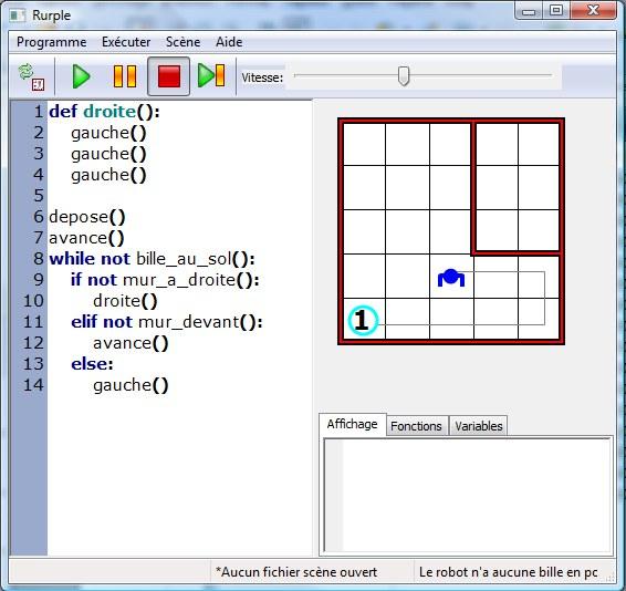 PDF Cours d'introduction à Python avec Rurple   Cours ...