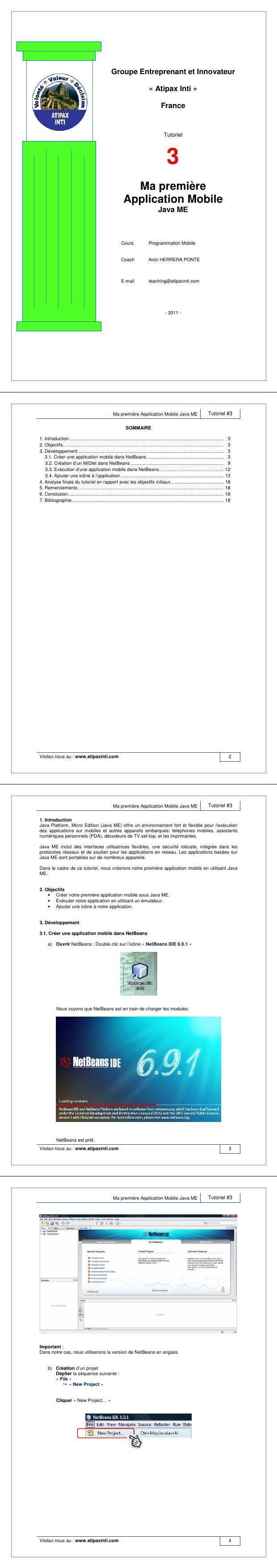 6.9 NETBEANS TÉLÉCHARGER GRATUITEMENT
