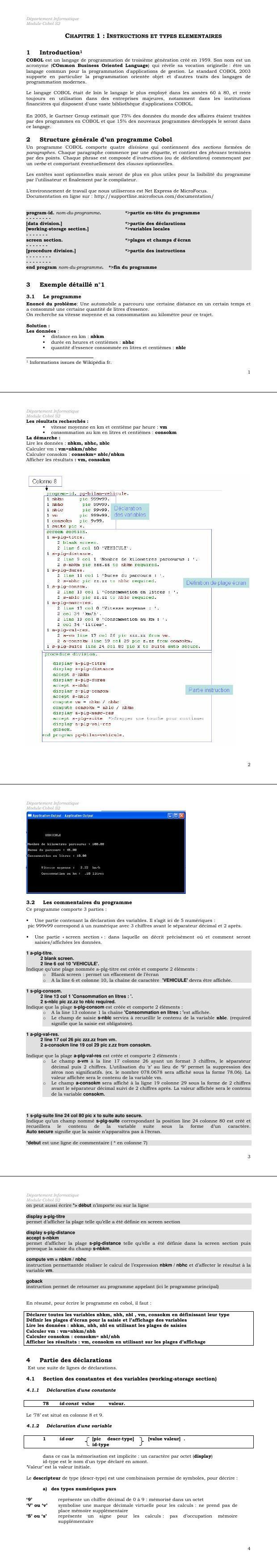 NET COBOL TÉLÉCHARGER EXPRESS