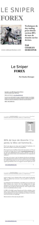 Apprendre forex pdf