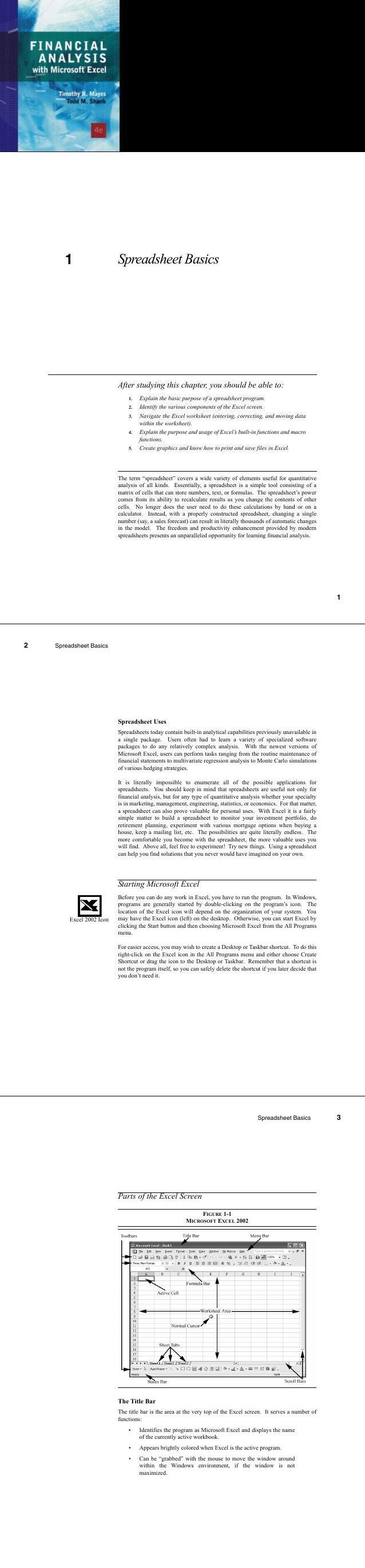 Pdf Learn Excel For Financial Analysis Free Pdf Download