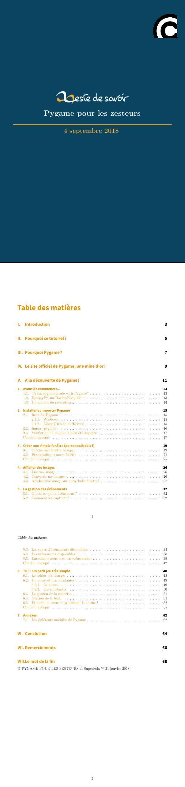 PDF] Formation avec TD sur la programmation avec Python et le