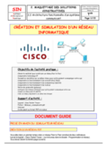 CISCO PACKET TRACER 5.3.2 GRATUITEMENT GRATUIT