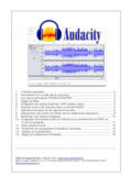 Tutoriel Audacity 1.3.12beta : élimination du bruit de fond