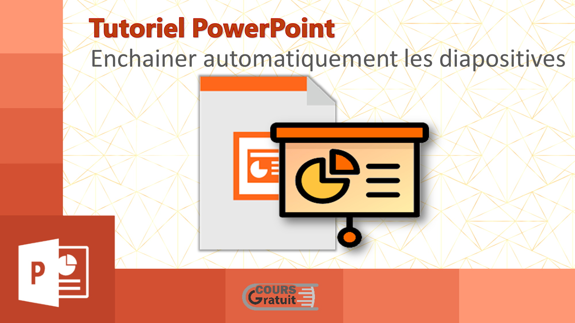 Comment enchainer automatiquement les diapositives sur PowerPoint