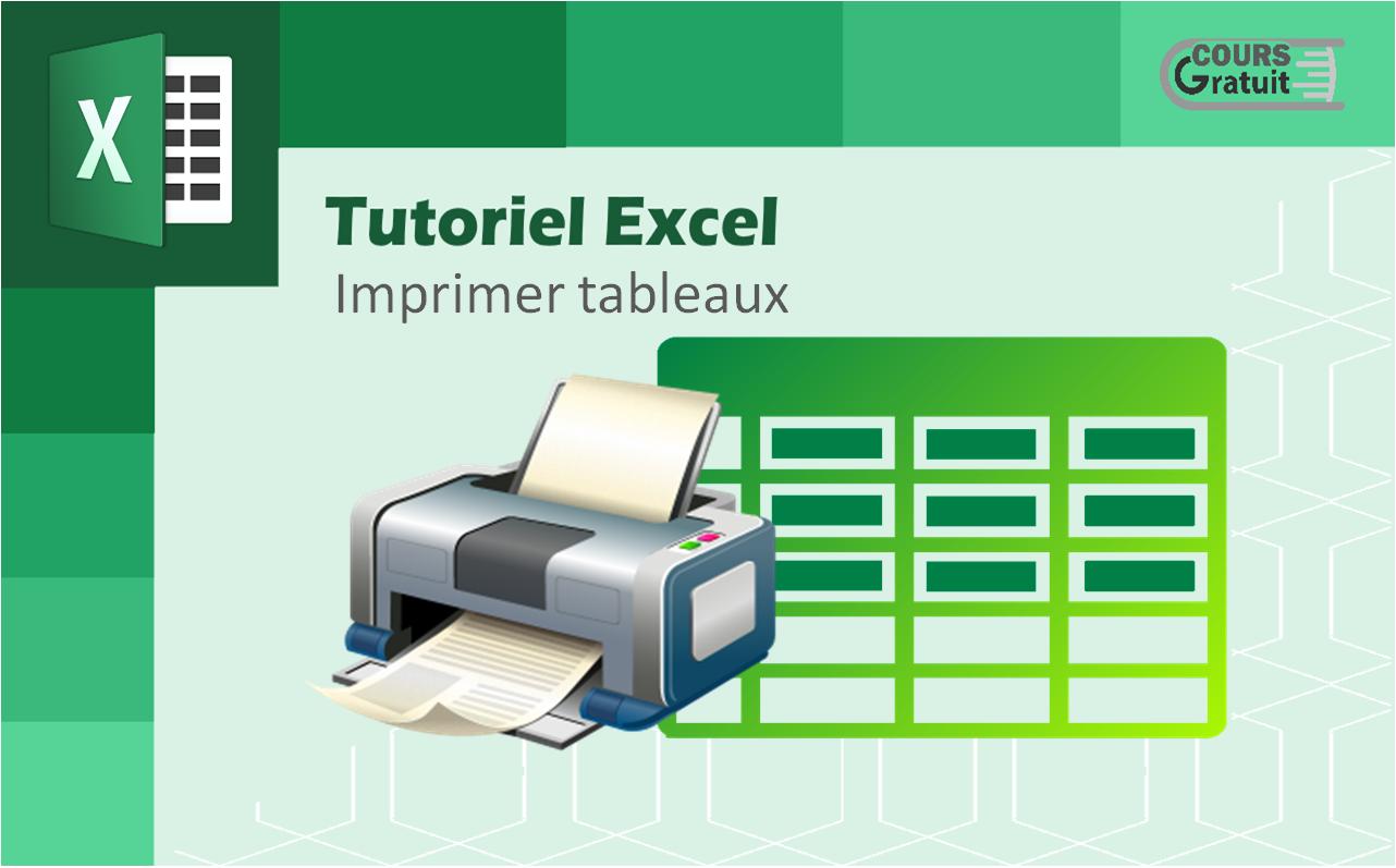 Comment Imprimer Parfaitement Vos Tableaux En Excel